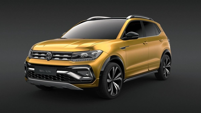 Volkswagen Taigun 2020