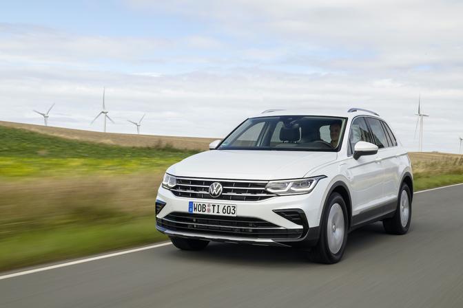 Volkswagen Tiguan eHybrid prijs
