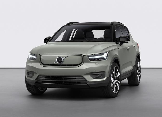 Volvo Corona Crisis 2020