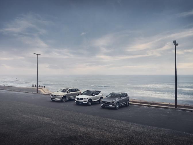 Geely Volvo fusie