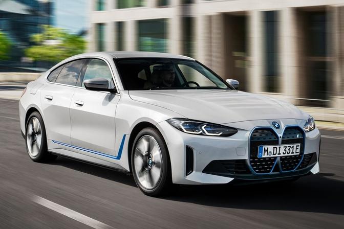 BMW i4 eDrive40 (2021)