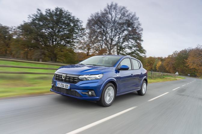 Dacia Sandero populairste auto Europa