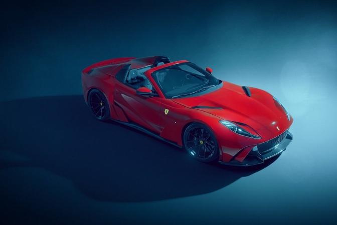 Novitec Ferrari 812 GTS N-Largo 2021