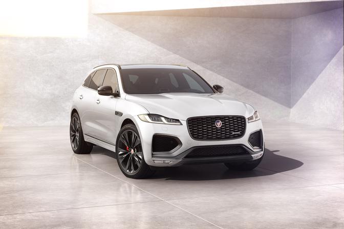 Jaguar F-Pace R-Dynamic Black 2021