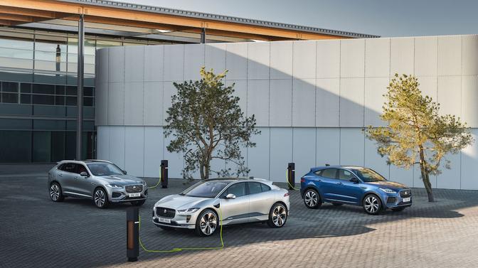 Jaguar électrique 2025