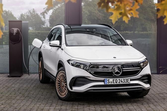 Mercedes-Benz EQA (2021)