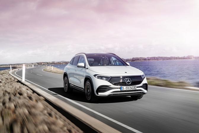 Essai: Mercedes-Benz EQA (2021)