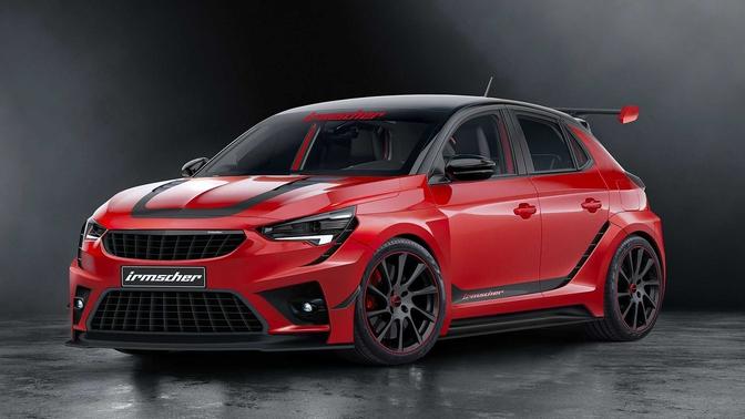 Opel Corsa IRC Irmscher 2021