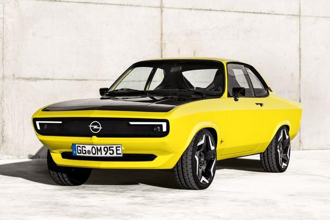 Opel électrique 2028
