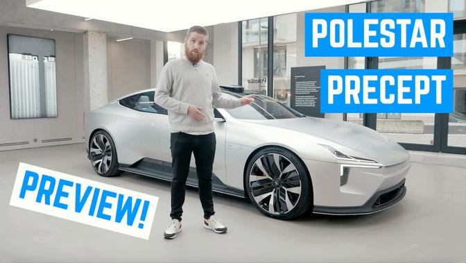 Polestar Precept video Autofans