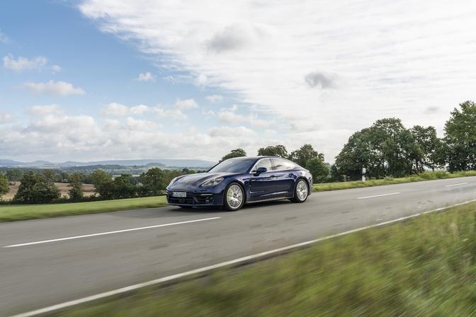 Essai Porsche Panamera 4S E-Hybrid