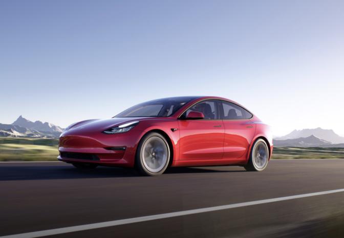 Tesla Model 3 production numbers