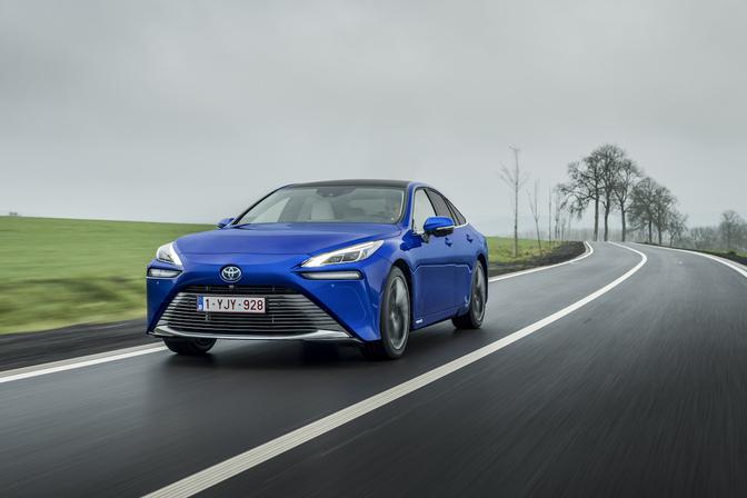 Essai: Toyota Mirai (2021)