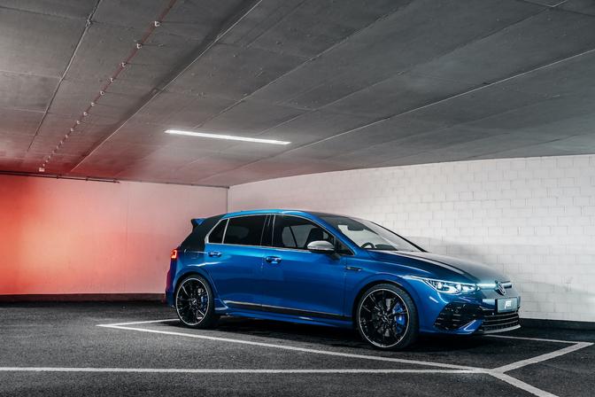 ABT Volkswagen Golf R 2021