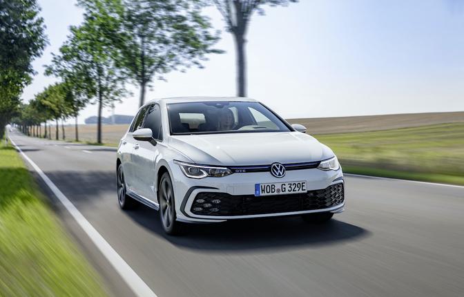 Volkswagen Golf GTE essai 2021