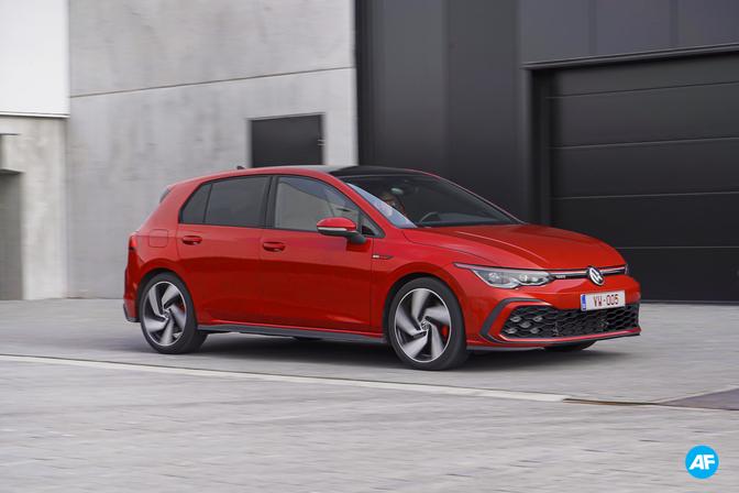 Volkswagen Golf GTI (2021) essai