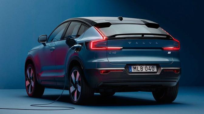 Volvo C40 Recharge 2021
