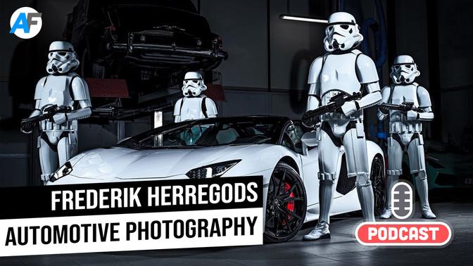 Autofans podcast Frederik Herregods
