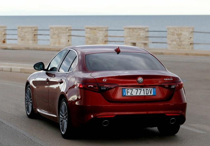 Alfa Romeo vs Cupra sales