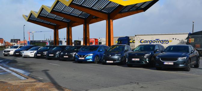 Doutes sur les voitures de société électriques