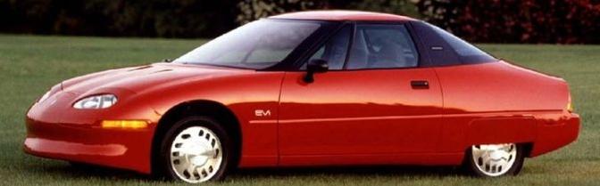 Vergeten auto: GM EV1