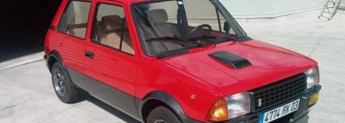 Vergeten auto #40: Innocenti De Tomaso