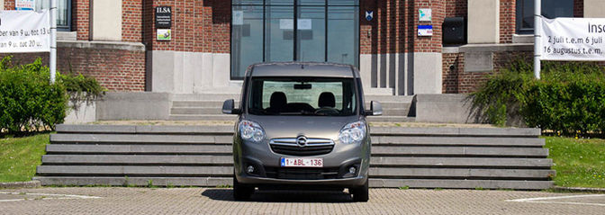 Rijtest: Opel Combo Tour CDTi