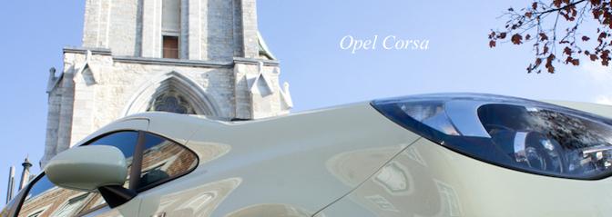 Opel Corsa 1.3 Ecoflex 2011