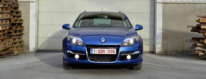 Rijtest: Renault Laguna Grandtour dCi 4Control
