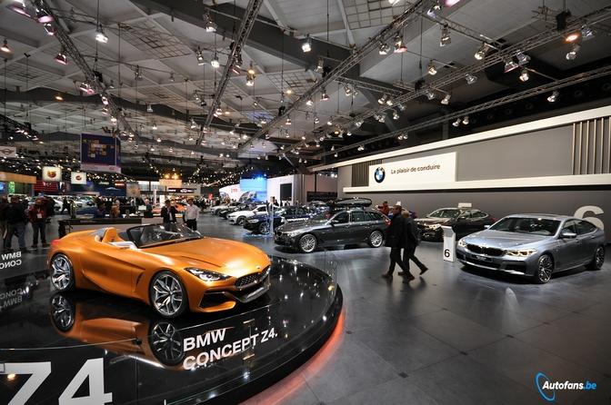 Mercedes bleef in 2017 grootste premiummerk bmw nummer 2 for Garage bms auto