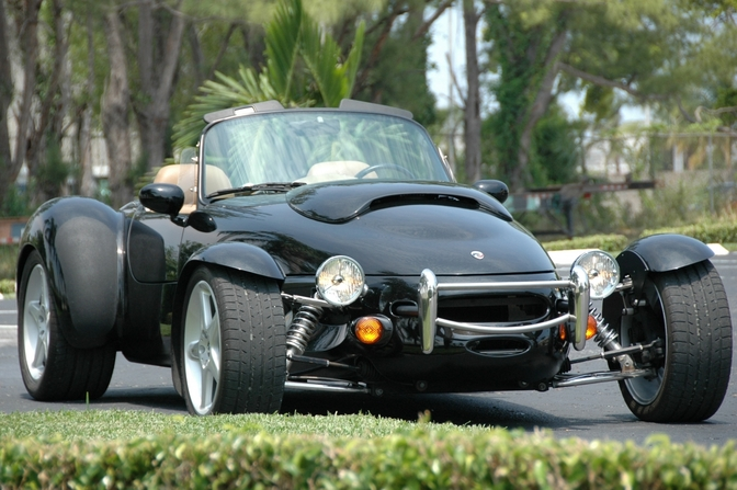 Vergeten Auto #97: Panoz Roadster | Autofans