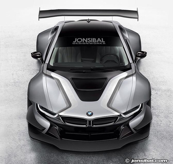 Bmw I8 Is Ook Heerlijk Als Racewagen Autofans