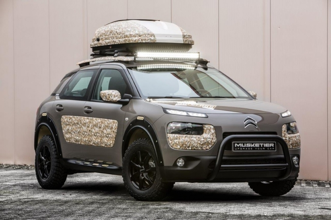 tanto costaba hacer un citroen cactus 4x4 forocoches. Black Bedroom Furniture Sets. Home Design Ideas