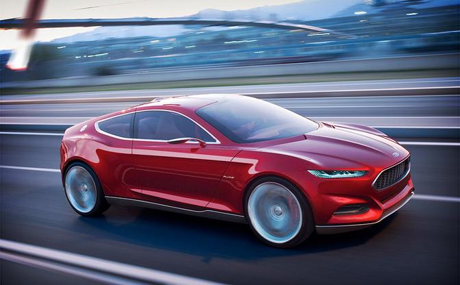 Crisis verhindert komst nieuwe Ford coupé | Autofans