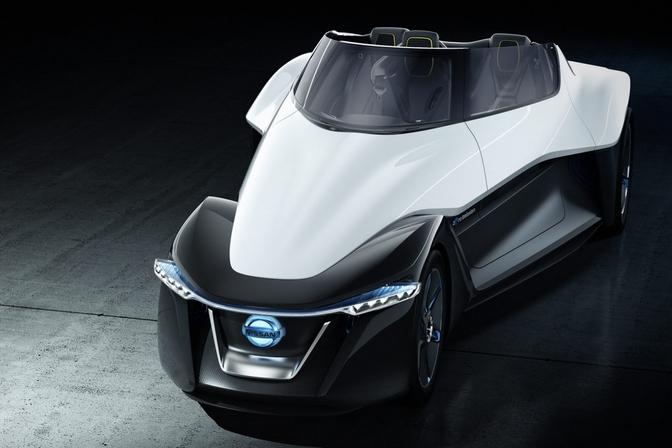 Nissan Blade Glider Concept