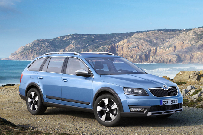 skoda octavia scout 2014 images galleries with a bite. Black Bedroom Furniture Sets. Home Design Ideas
