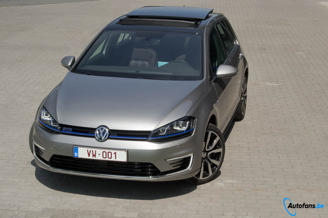 rijtest volkswagen golf gte autofans. Black Bedroom Furniture Sets. Home Design Ideas