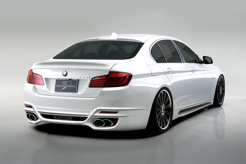 Racing Dynamics Working on the 2011 F10 BMW 5 Series Tuning ... | 560x840