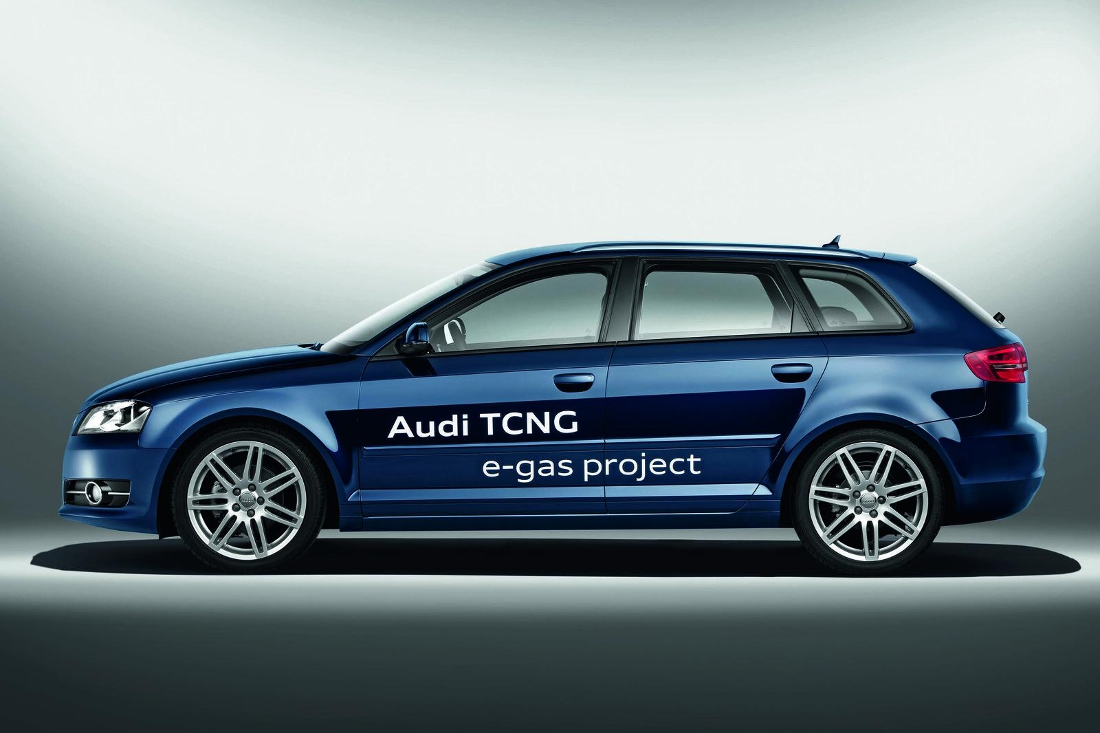 audi a3 tcng e gas project autofans. Black Bedroom Furniture Sets. Home Design Ideas