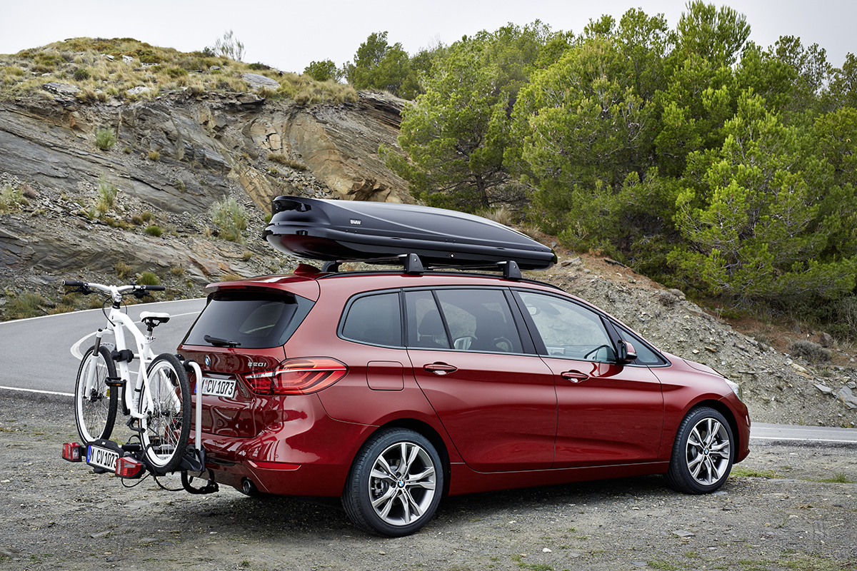 bmw 2 reeks gran tourer autofans. Black Bedroom Furniture Sets. Home Design Ideas