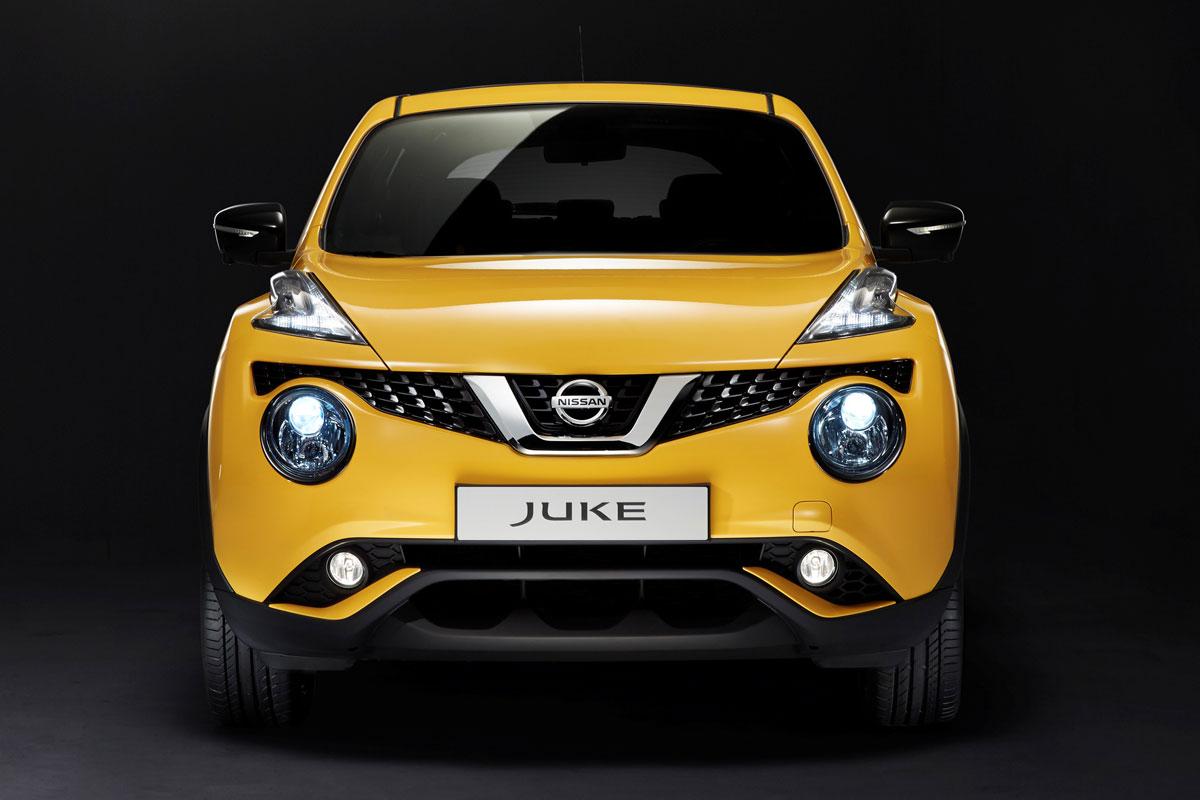 Nissan juke facelift 2014 autofans for Nissan juke licht