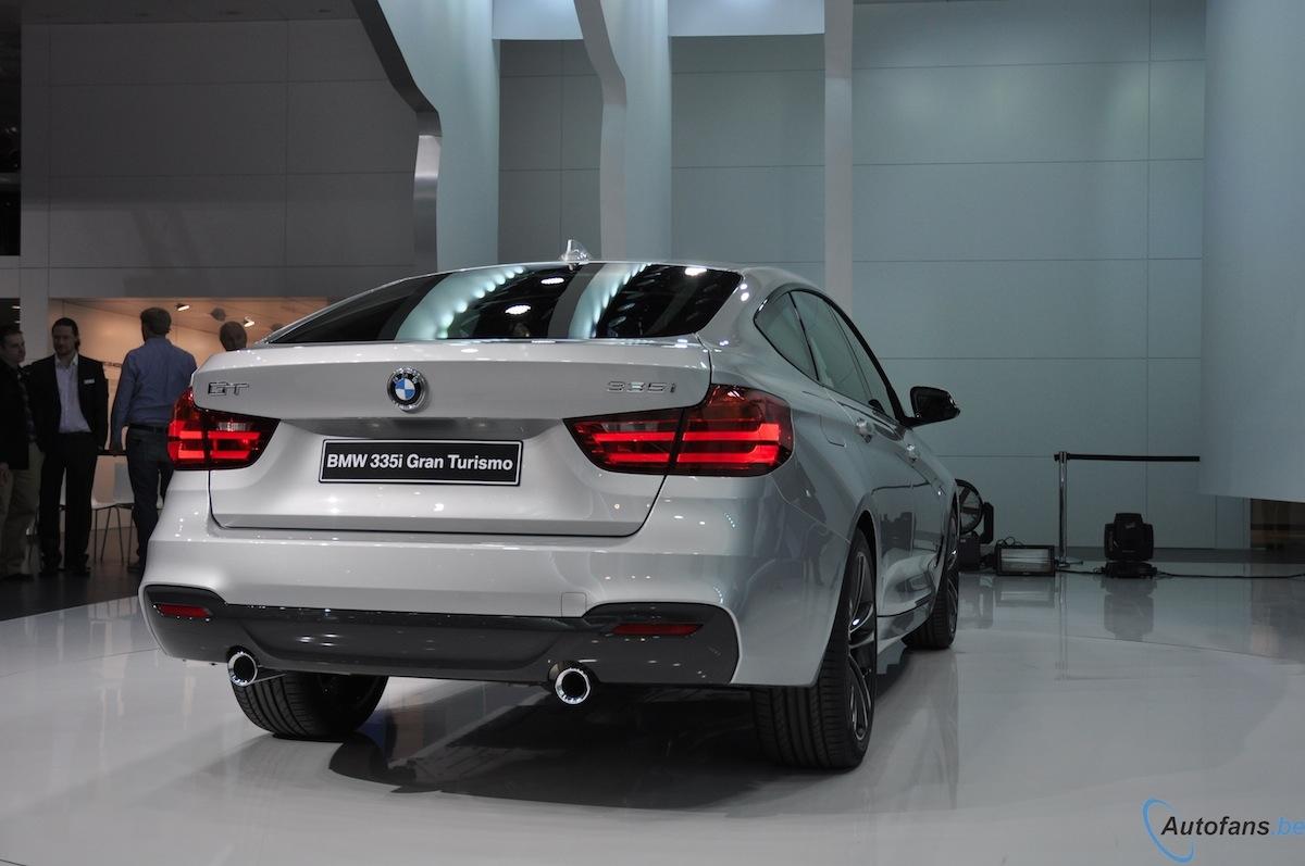 Live In Genve BMW 3GT Autofans