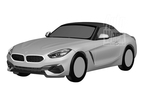 bmw-z4-2018-patent-images-leaked