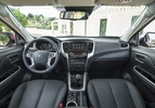 Mitsubishi L200 pick-up 2019 facelift interieur