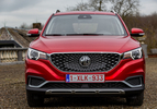 MG ZS EV Luxury rood (2020) gril