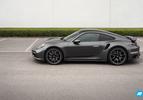 Porsche  911 Turbo S 992 2020 zijkant