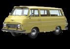 1968 skoda 1203 van