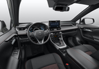 Suzuki Across 2020 interieur