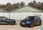 Cupra Formentor VZ vs Volkswagen Tiguan R 2021