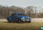 Jeep Gladiator (2021) rijtest